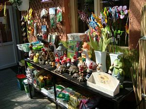 Kerti kiegészítők, dekorációk